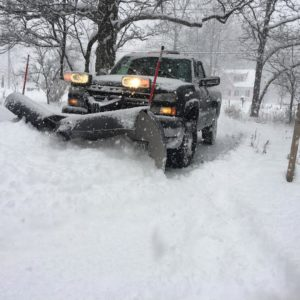 Residential Snow Plowing Buffalo Ny