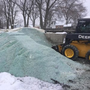 Salting Services