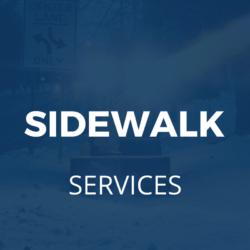 Sidewalk Services